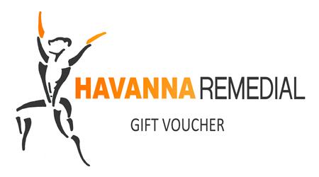 hoppers massage gift voucher